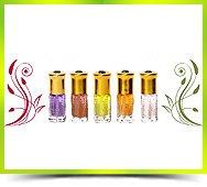 Унікальні концентровані масляні парфуми