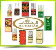 Масляні парфуми Al Rehab
