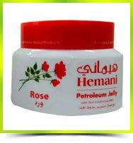Крема на основе натурального вазелина с розой