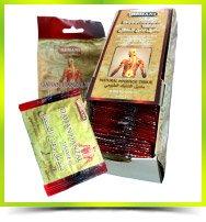 Знеболюючі аплікації на тканинній основі Дахан Ханзал